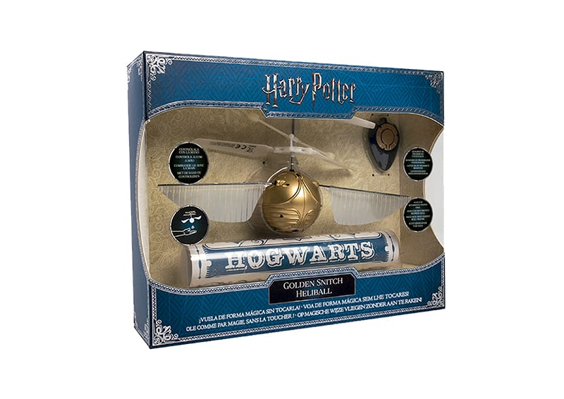 golden snitch heliball