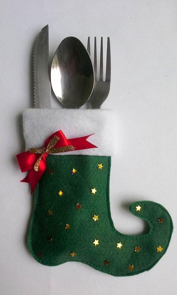meia de natal - foto pinterest - 4