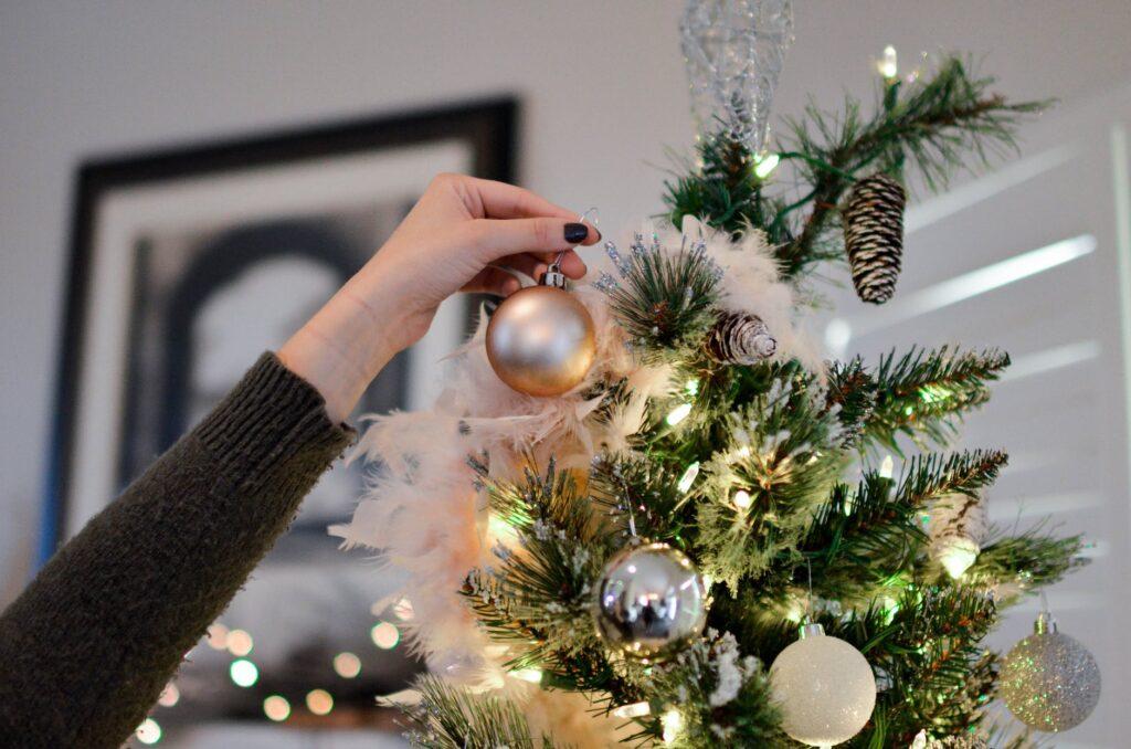 tradições de natal em portugal - foto pixabay - árvore de natal