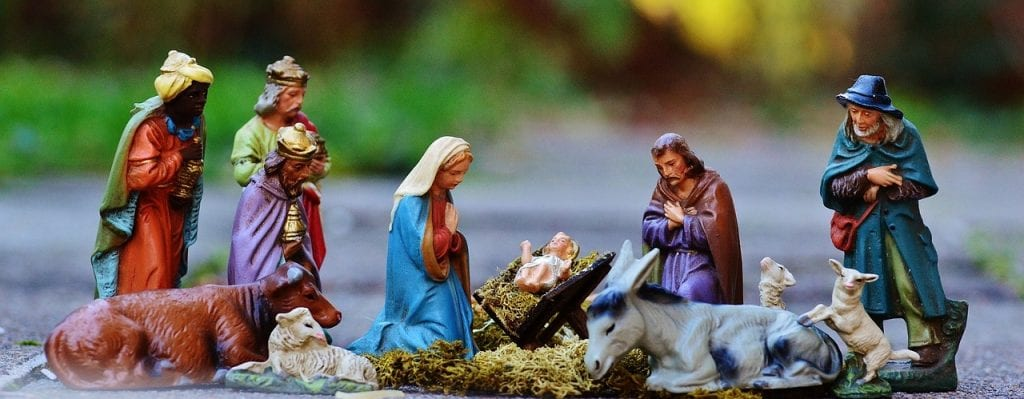 tradições de natal em portugal - foto pixabay - presérpio