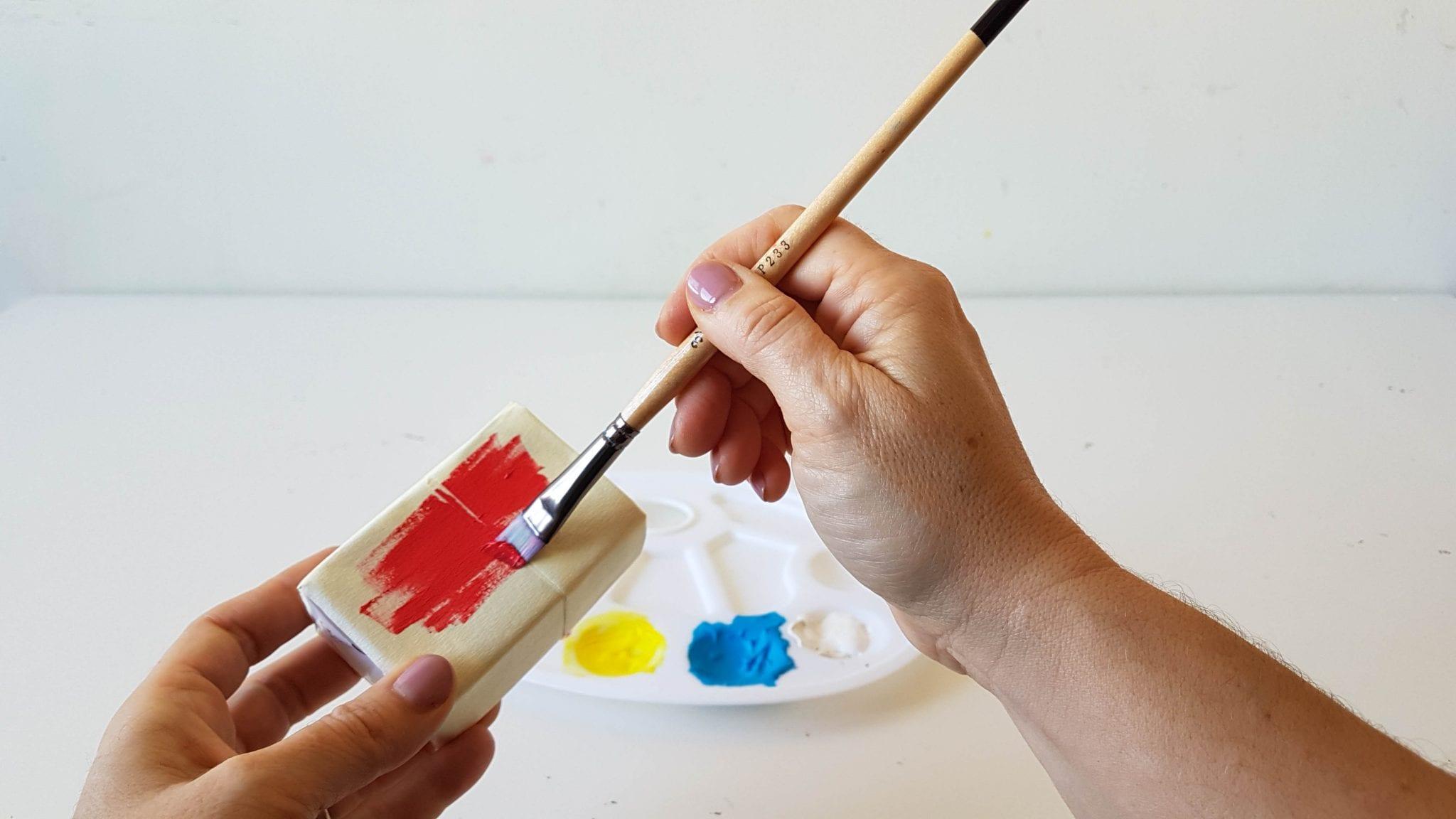 prenda para professores mimosa pintar