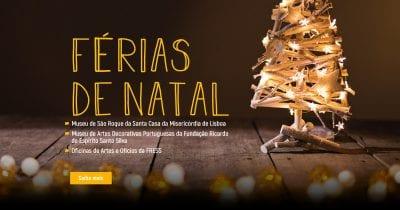 FÉRIAS DE NATAL | 17 a 21 de dez'18