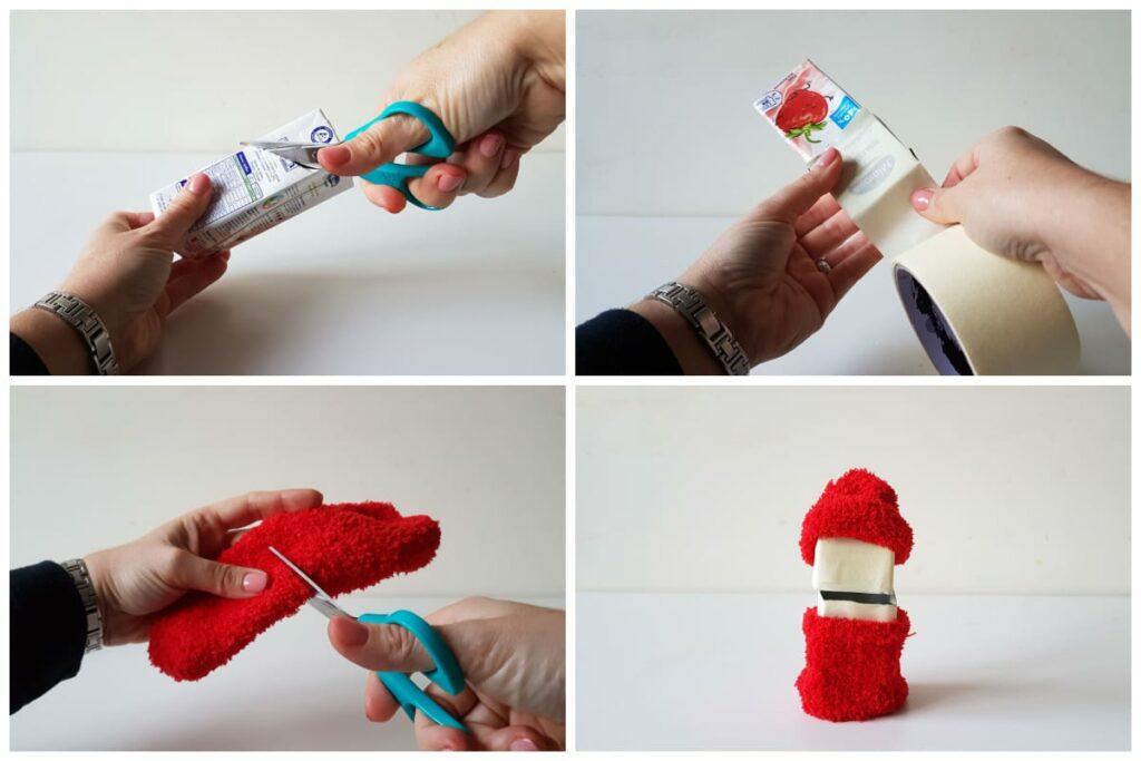 Colagem Pai Natal 1