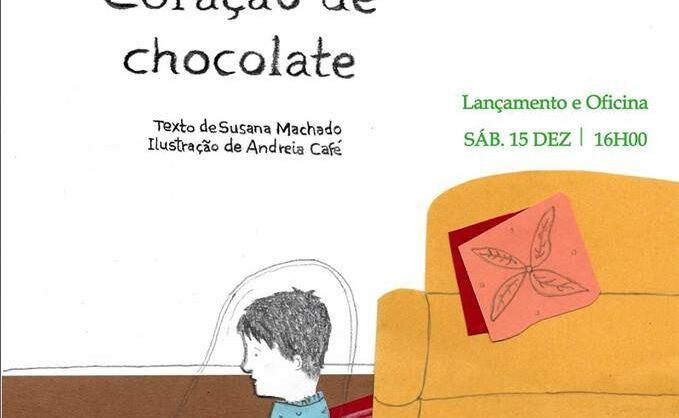 Sessão de Lançamento Coração de Chocolate