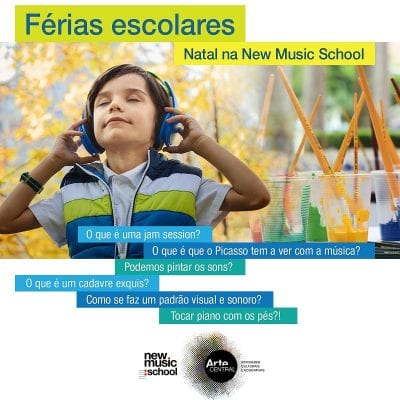 Férias de Natal na New Music School