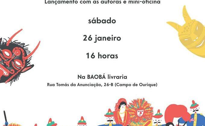 Lançamento do livro Caretos e Coretos – Tradições Populares em Portugal