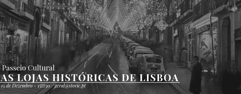 As Lojas Históricas de Lisboa