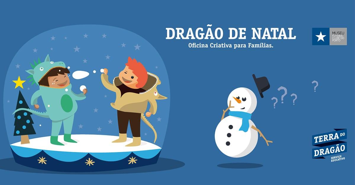 Oficina Criativa Dragão de Natal