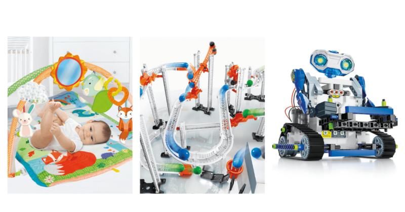 Brinquedos Clementoni 2019
