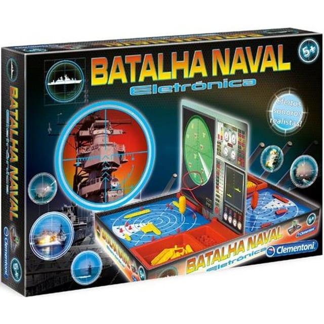 batalha naval eletrónica
