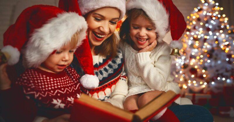 Contos de Natal para ler em família esta consoada
