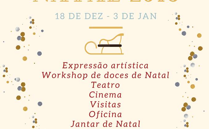 Férias de Natal Know+ | Education Center