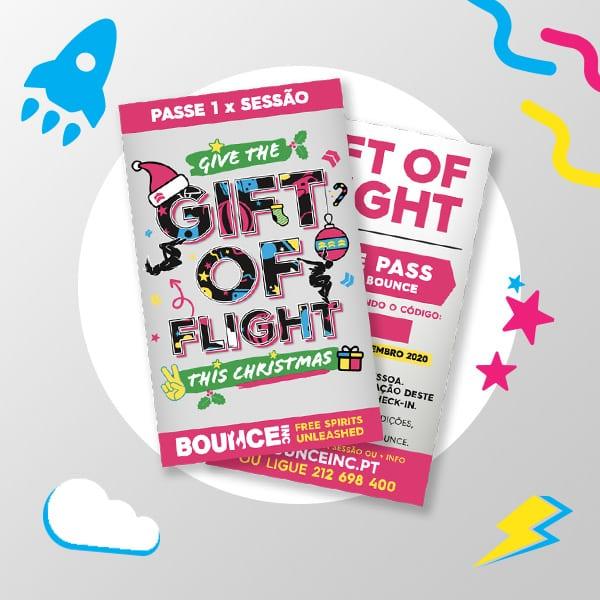 gift of flight voucher