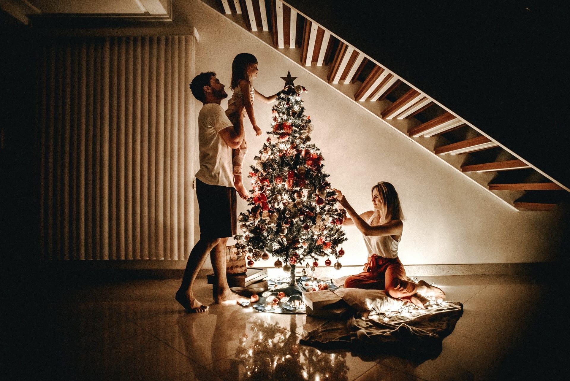 Reacender magia do Natal
