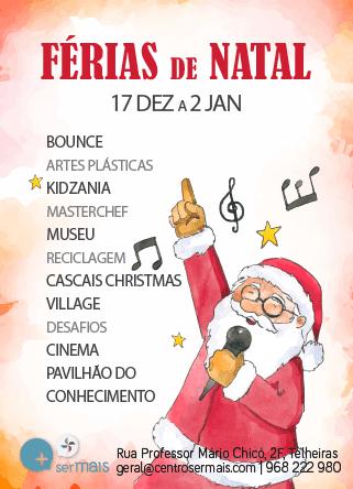 Férias de Natal 2018