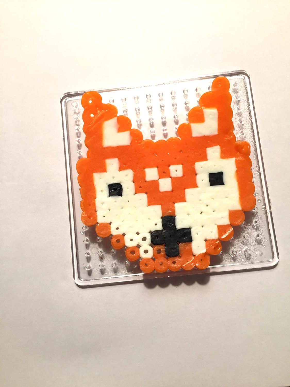 Missangas para decorar raposa 3