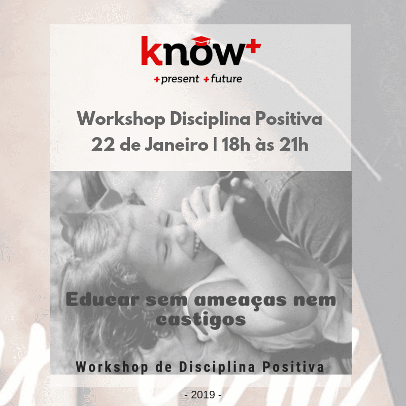 Workshop de Disciplina Positiva