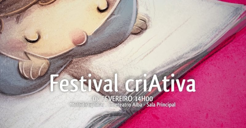 3ª Edição do Concurso – Festival criAtiva