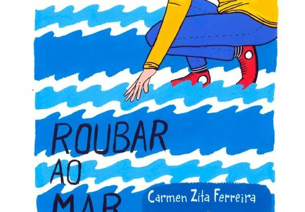 """Lançamento """"Roubar ao Mar"""" com os autores"""