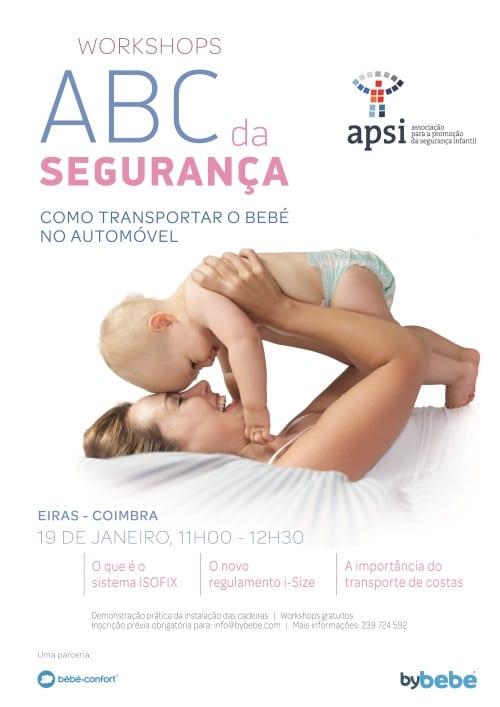 Workshop ABC da Segurança – Eiras, Coimbra