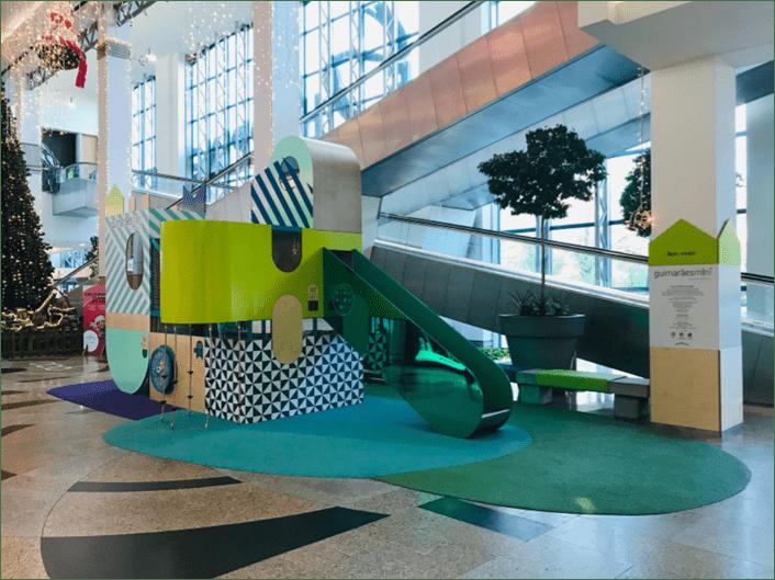 Guimarães Mini: o novo espaço para crianças no GuimarãeShopping