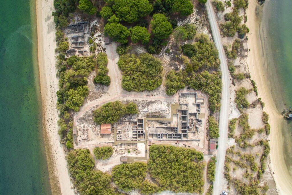 Ruinas-Romanas-de-Troia