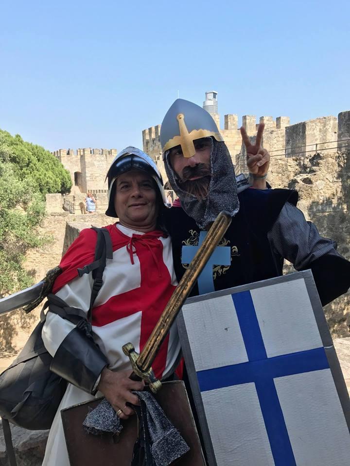 Visita Guiada pelo Dom Afonso Henriques