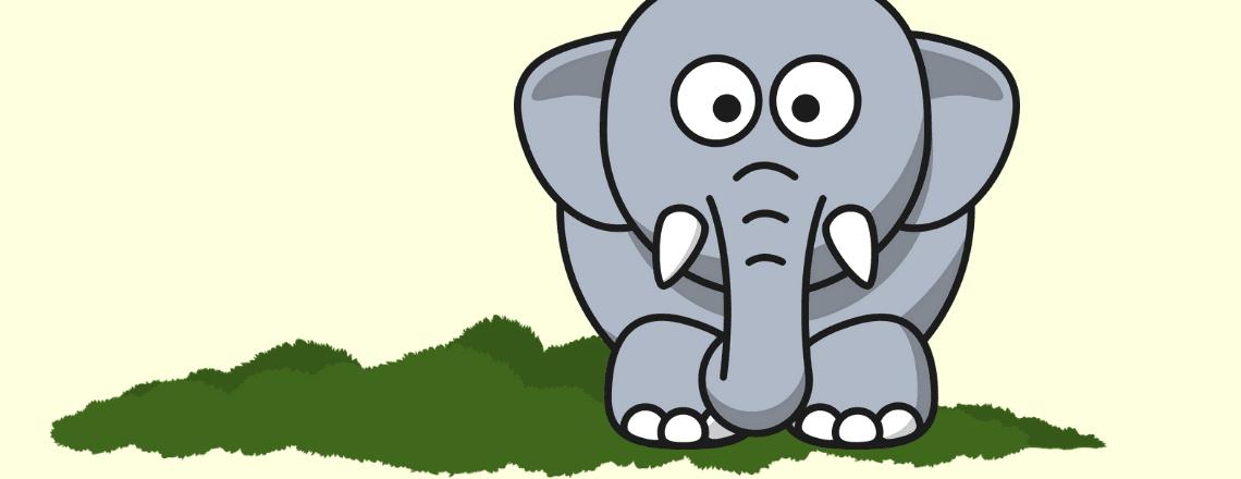 Canto do Conto: O Elefante