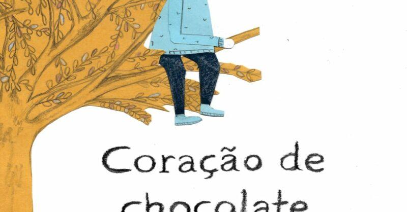 Livro Coração de Chocolate