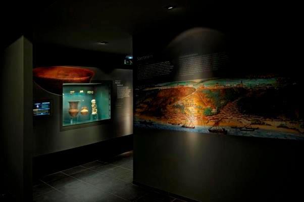 centro de interpretação urbi scallabis
