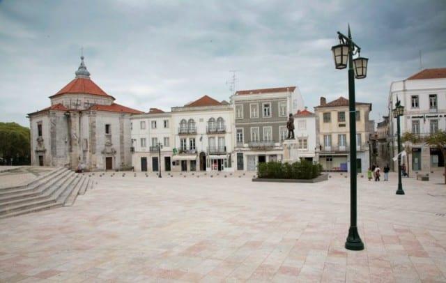 centro histórico de santarém