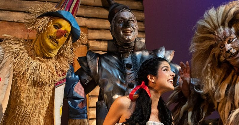 """Assista à peça """"O Feiticeiro de Oz"""" com o Clube Pelicas"""