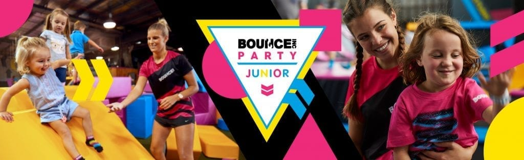 festas junior bounce