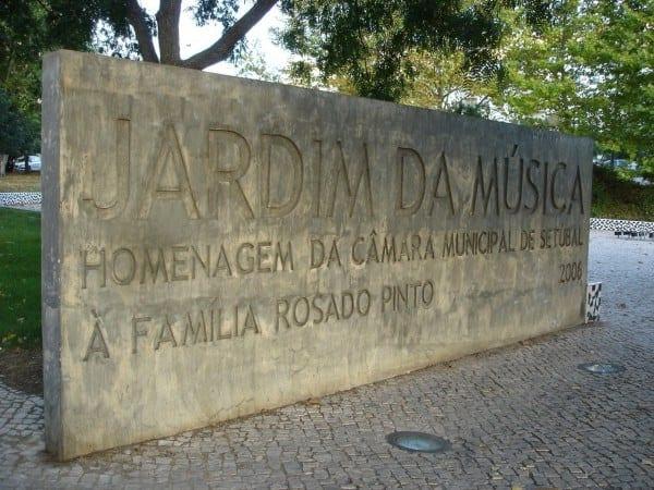 jardim da música