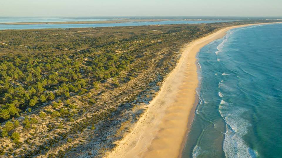 praia de troia