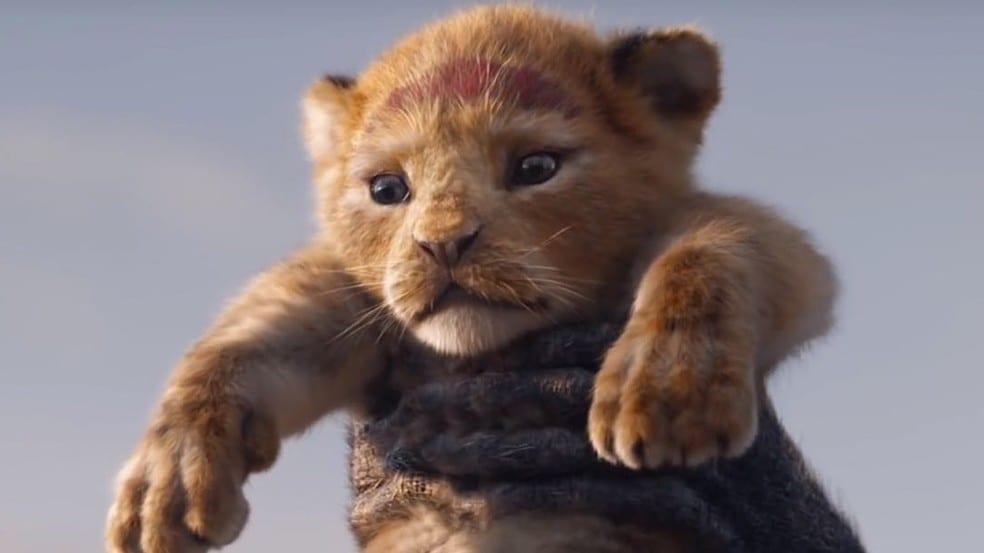 simba rei leão 2019
