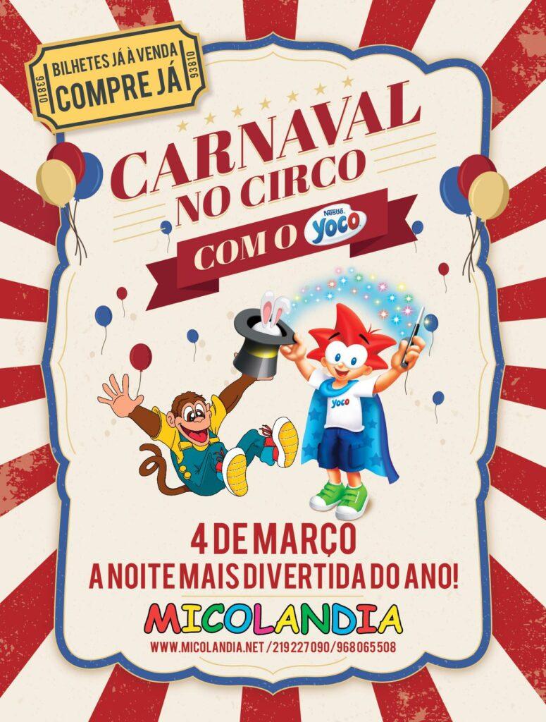 carnaval na micolandia