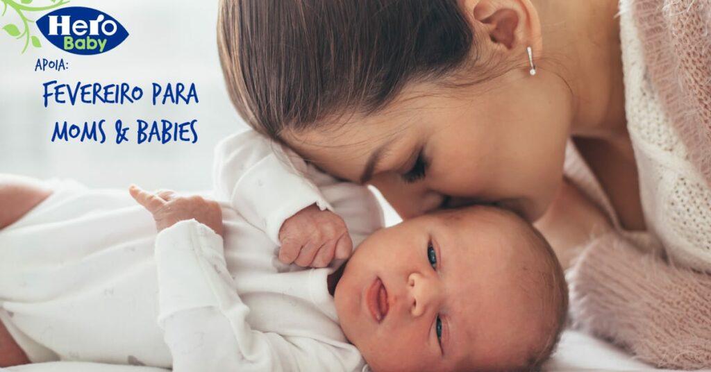 As melhores atividades em Fevereiro para Bebés e Grávidas