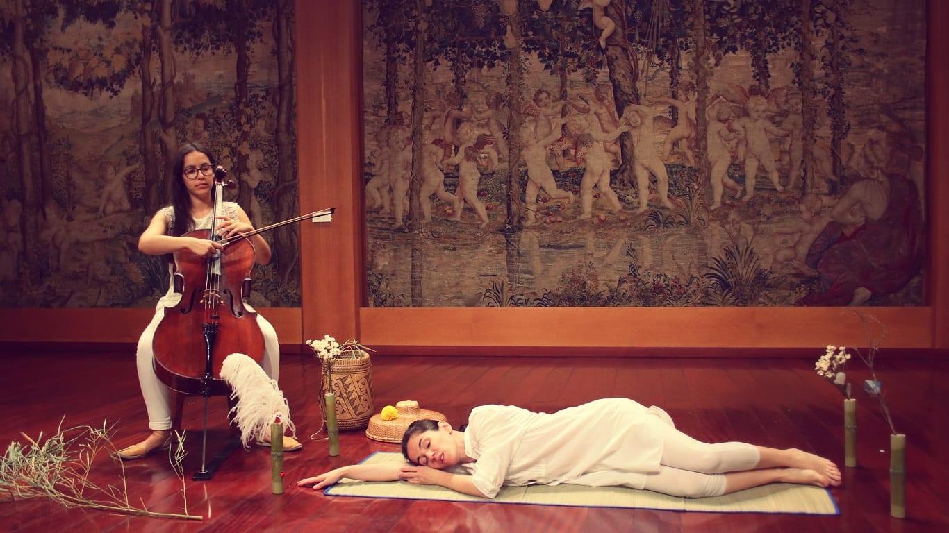 Sakura em Flor – estória concerto | Teatro no Museu do Dinheiro
