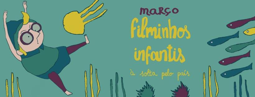 Filminhos Infantis à Solta pelo País – Março 2019