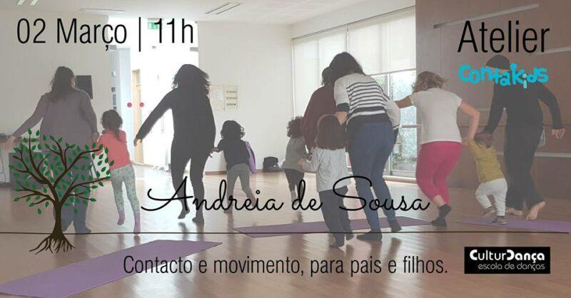 Atelier ContaKids #2 | Pais & Filhos