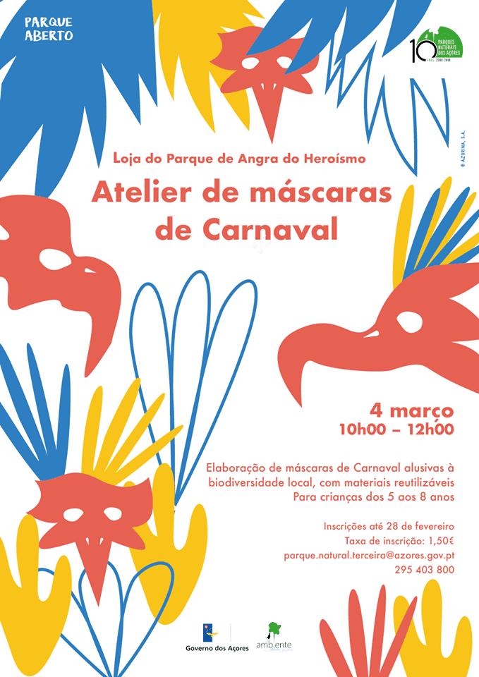 Carnaval Loja do Parque de Angra do Heroísmo