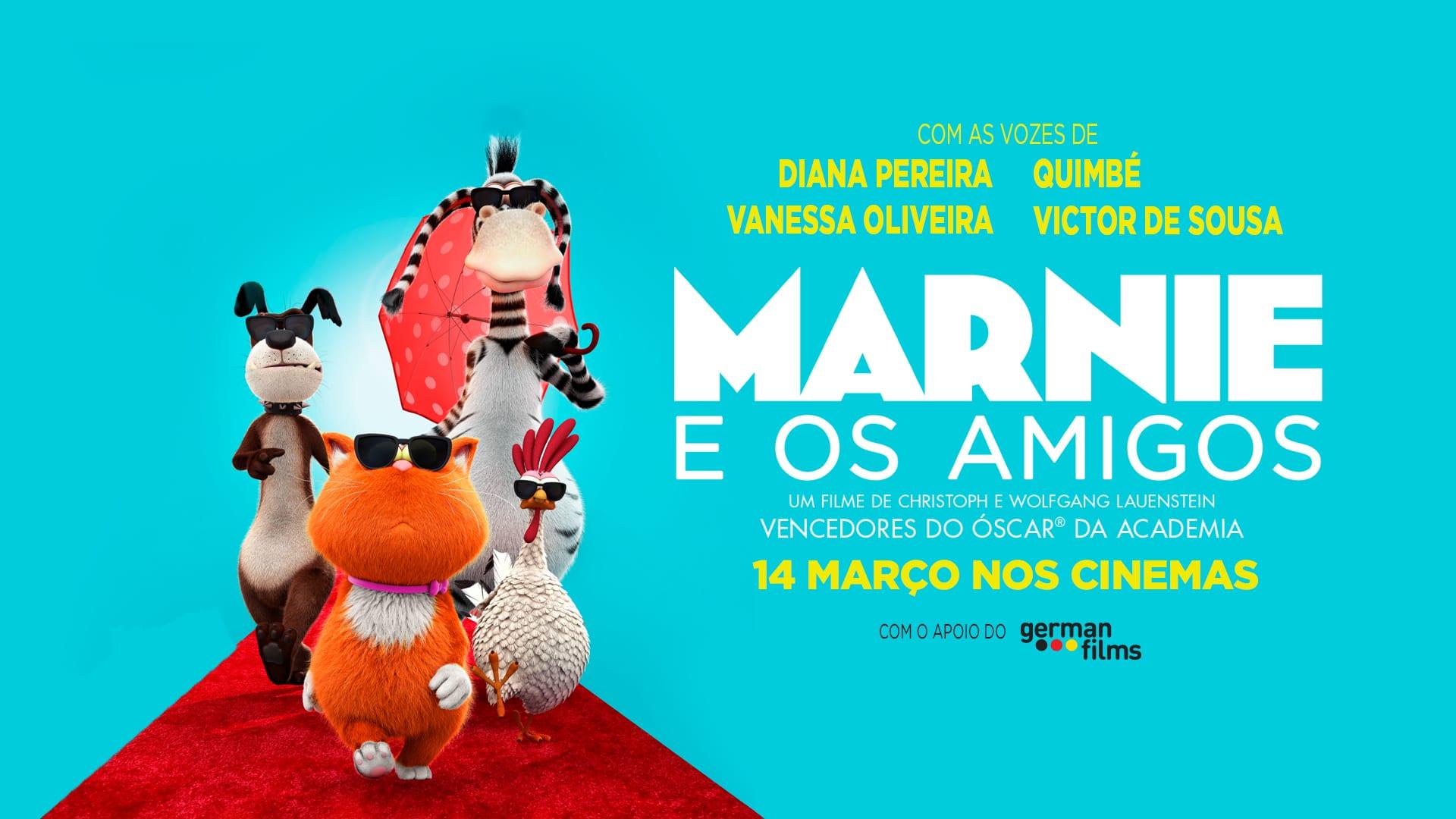 Marnie e os amigos