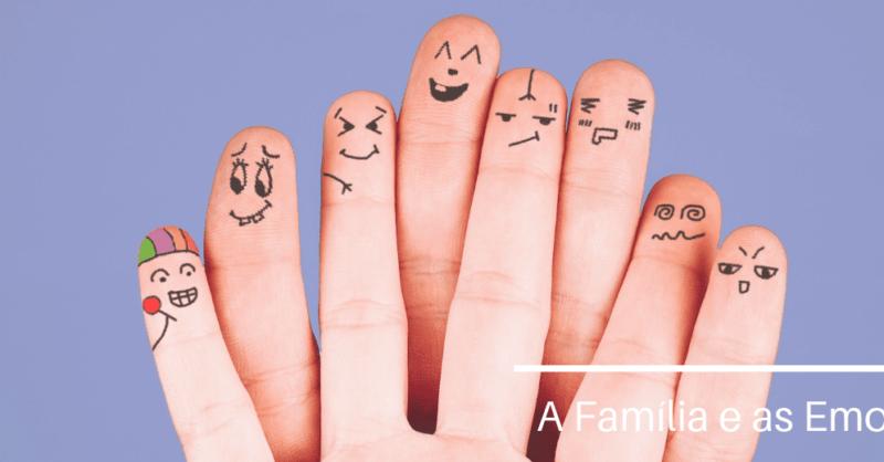 A Família e as Emoções – Oficinas para pais
