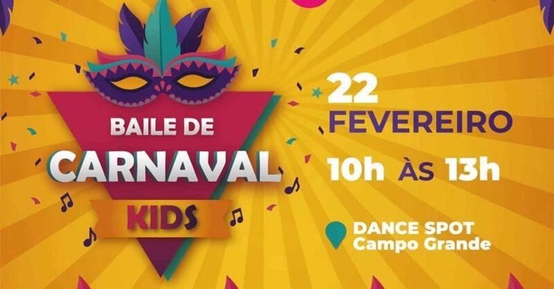 Carnaval na Dance Spot: a diversão está aqui!