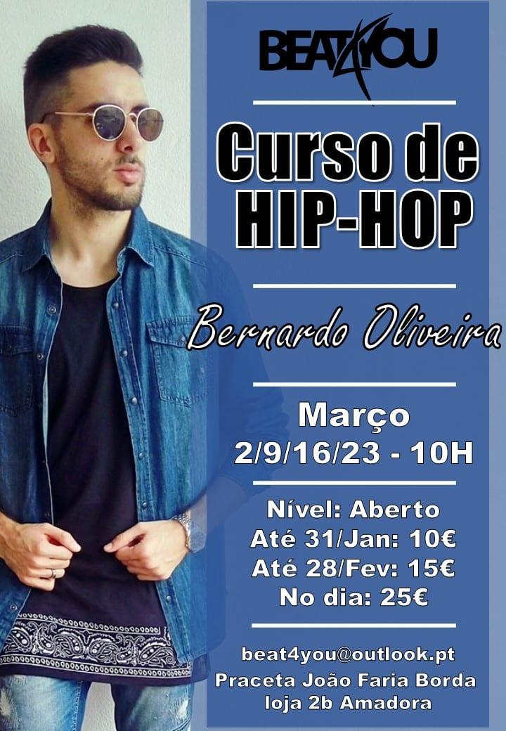 Curso de Hip-Hop