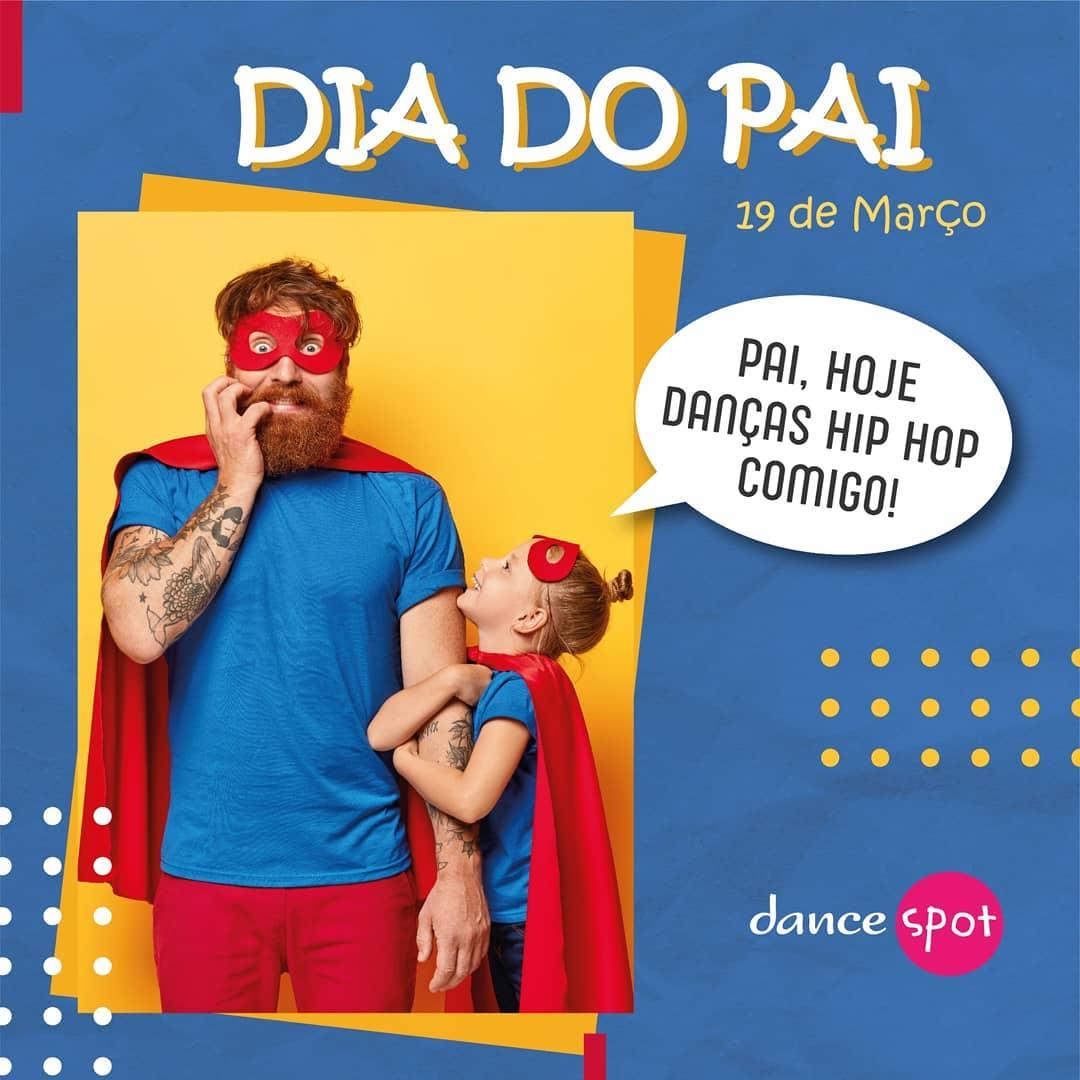 Dia do Pai Dance Spot