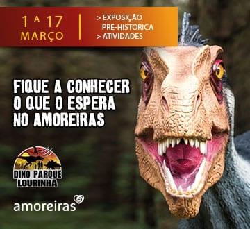 Dinossauros Amoreiras