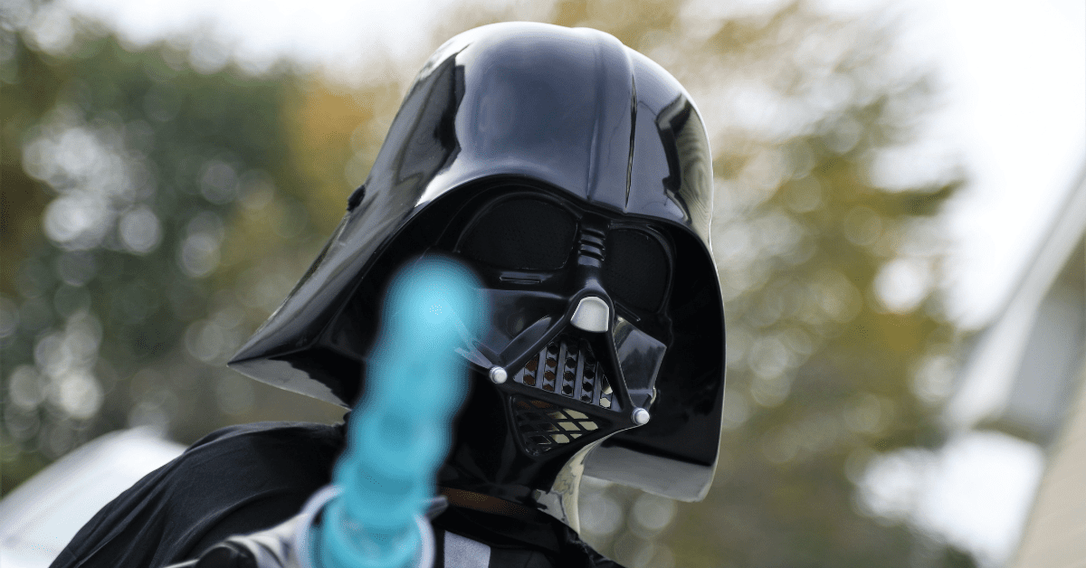 Fatos de Carnaval do Star Wars