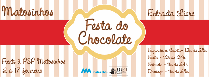 Festa do Chocolate, Matosinhos
